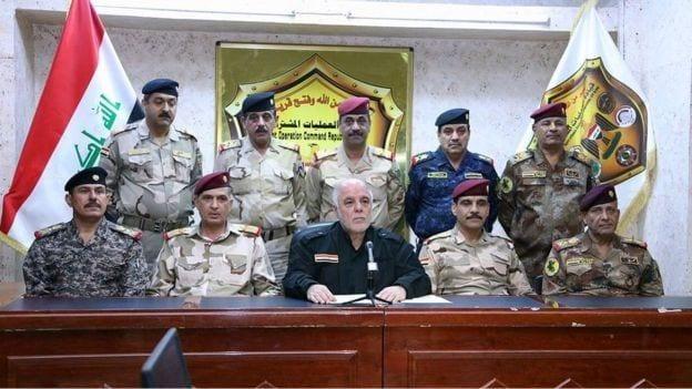 Musul'u DEAŞ'tan kurtarma operasyonu başladı