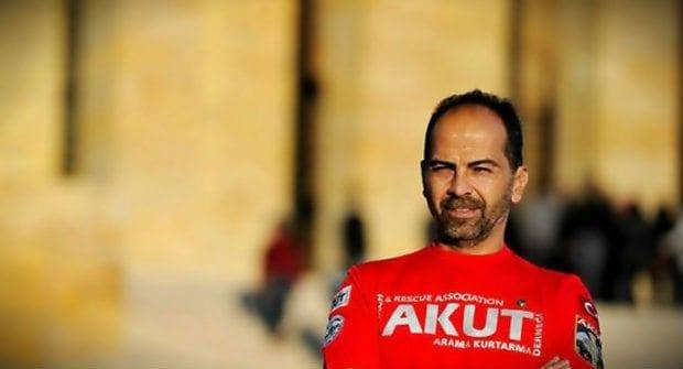 Nasuh Mahruki - AKUT yönetim kurulu Başkanı