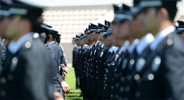 OHAL 3 ay uzatıldı, emniyette 12 bin 801 polis açığa alındı