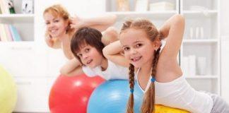 Pilates çocukların vücut sağlığını koruyor