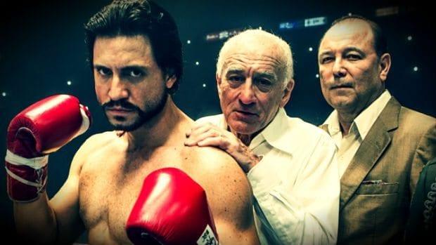 Roberto Duran'ın gerçek yaşam öyküsü Demir Yumruk (Hands of Stone)
