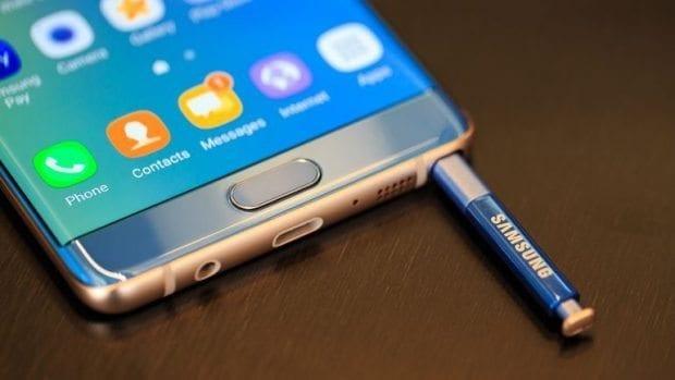 Samsung Galaxy Note 7'ye bir şok daha! THY'den ret aldı!