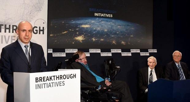 Stephen Hawking ve Mark Zuckerberg gibi isimler tarafından desteklenen ve bu yıl içerisinde uzaylıların ya da dünya dışı varlıkların gerçekten
