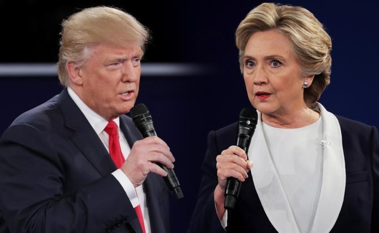 """Donald Trump: """"Hillary Clinton'ı hapse attırırdım"""""""