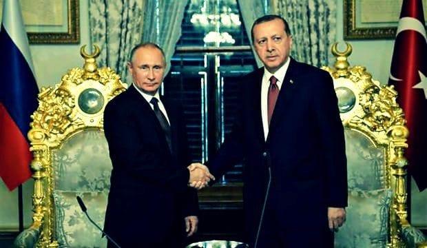 Türk Akımı projesi imzalandı: Rusya ile Türkiye arasında dev anlaşma putin erdoğan