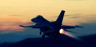 Türk jetleri Suriye'de PYD/YPG/PKK terör örgütü kampını vurdu