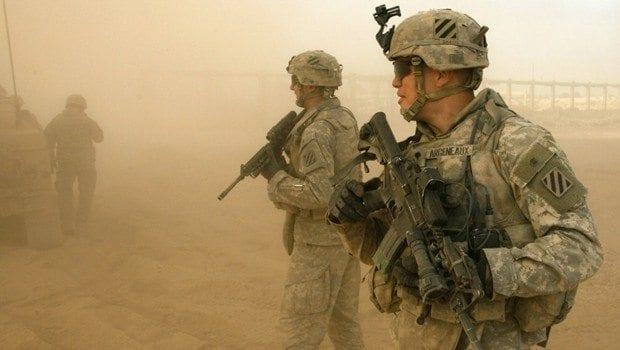 ABD ordusu Musul'da DAEŞ (IŞİD) hedeflerini vurmaya başladı