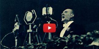 Video: Mustafa Kemal Atatürk'ün 10. Yıl Nutku