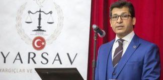 YARSAV'ın eski Başkanı Murat Arslan gözaltına alındı