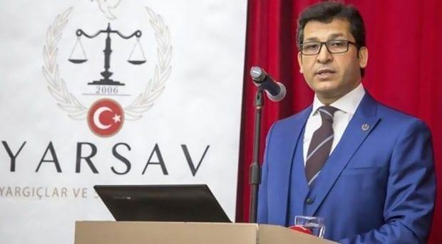 YARSAV Eski Başkanı Murat Arslan gözaltına alındı