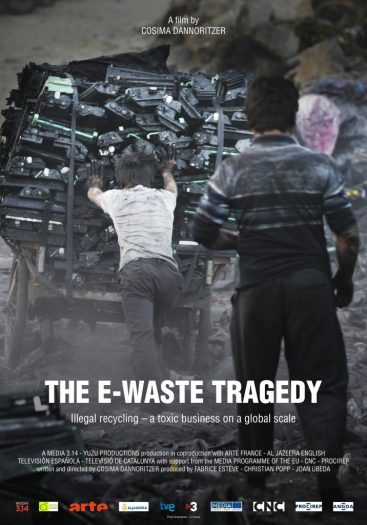 the e waste tragedy