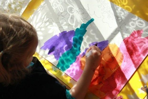 Pera Eğitim: Çocuklara Işığın Ressamını ve Balkan Sanatını tanıtıyor!