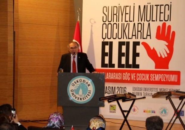 Uluslararası Göç ve Çocuk Sempozyumu İstanbul'da başladı