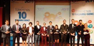 TOYP'16: Türkiye'nin 10 başarılı genci belirlendi