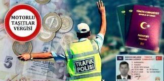 2017 yılındaki vergi harç ve cezalar belli oldu!