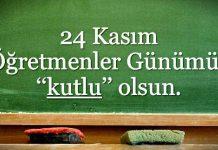 24 Kasım öğretmenler günü: Eğiticilik atanmayan öğretmenler