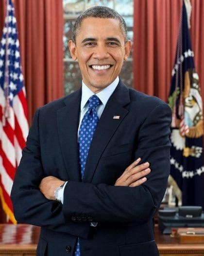 Barack Obama Ocak 2017'de görevini ABD'nin 45. başkanı Donald Trump'a devredecek.