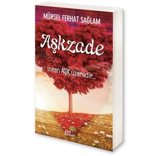 Aşkzade - Mürsel Ferhat Sağlam İstanbul Kitap Fuarı