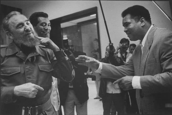 Fidel Castro, Küba sporunda göz kamaştırıcı bir gelişme gerçekleştirdi boks