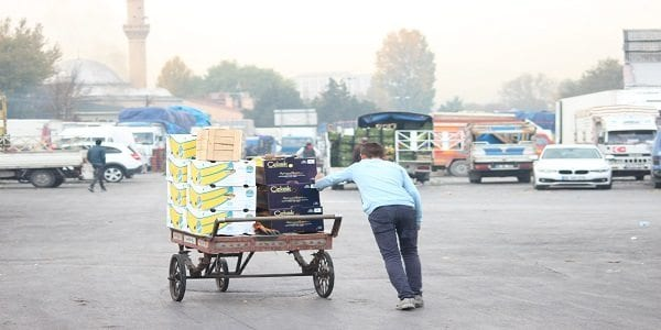 Ankara hali: Çocuk işçiler, yoksulluk ve pislik
