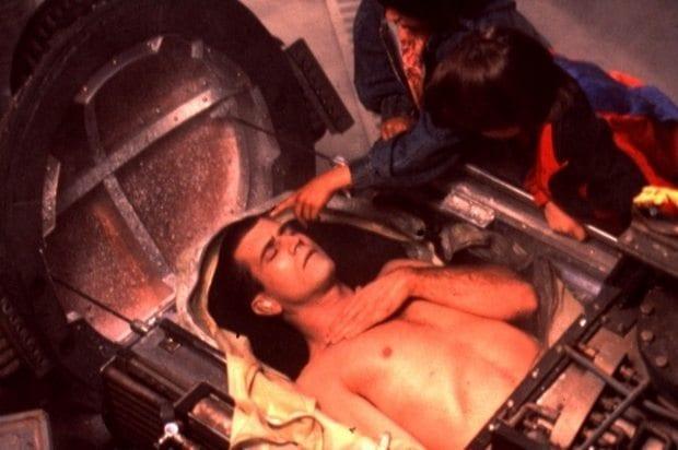 Cryonics: Ölmeden önce dondurularak dirilmeyi beklemek