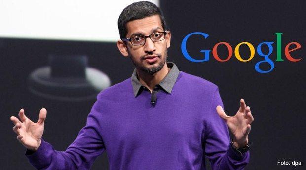 Google CEO'su Sundar Pichai google translate türkçe ingilizce çeviri