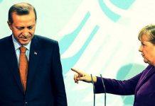 """Angela Merkel, Cumhuriyet gazetesine yapılan operasyonla ilgili açıklama yaparak """"durum alarm verici"""" dedi."""