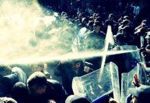 Ankara ve İstanbul'da HDP protestolarına polis müdahalesi