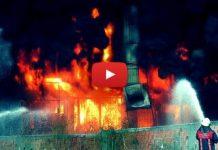 istanbul bayrampaşa ilk görüntüler video