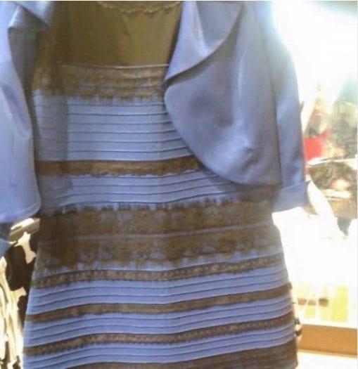 bu elbiseyi hangi renkte görüyorsunuz? mavi beyaz altın siyah kahverengi