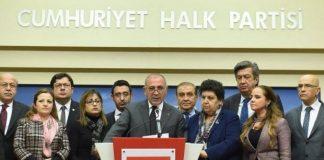 CHP, Parti Meclisi bildirisi yayınladı