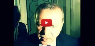 darbe gecesi erdoğan'ın yayınlanmayan videosu
