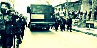 Diyarbakır'da gergin saatler: Çevik Kuvvet sokaklarda