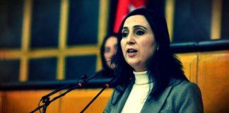HDP Eş Genel Başkanı Figen Yüksekdağ'ın 'terör örgütü propagandası yapmak suçundan çarptırıldığı 10 ay hapis cezasını Yargıtay 16'ncı Ceza Dairesi onadı.