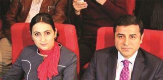 HDP'ye terör operasyonu: 12 HDP'li milletvekili gözaltında