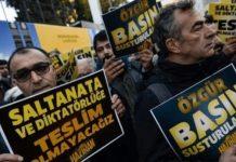 HRW: Türkiye'de baskı giderek derinleşiyor