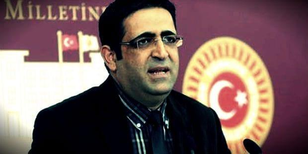 HDP Grup Başkan Vekili ve Diyarbakır Milletvekili İdris Baluken çıkarıldığı mahkemede tutuklandı idris baluken