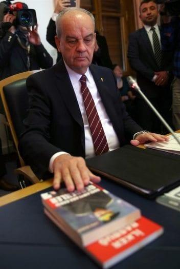 İlker Başbuğ: MİT'ten Genelkurmay'a FETÖ konusunda tek bir rapor gelmedi