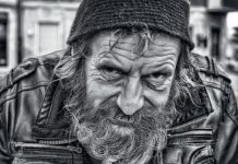 Yaşlılık ve dinginliğin iki tonu