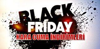 Kara Cuma (Black Friday) yılın en iyi teknoloji indirimleri