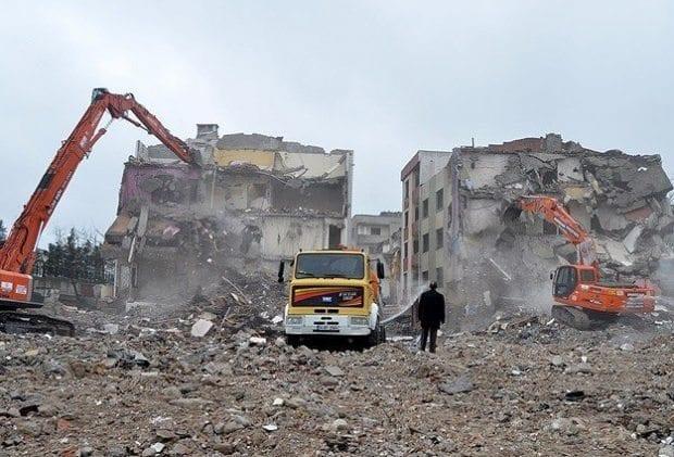 Kentsel dönüşümün bilinmeyenleri! Sağlıklı kentler inşa edilmeli…