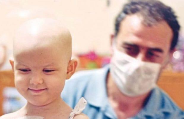 Lösemide hastalığı bilen çocuk daha az kaygılanıyor!