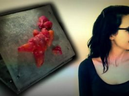 Meltem Şahin'in Negative Pleasure sergisi Mixer'de