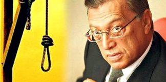 Mesut Yılmaz: İdam cezası gelirse 7 şey olur!