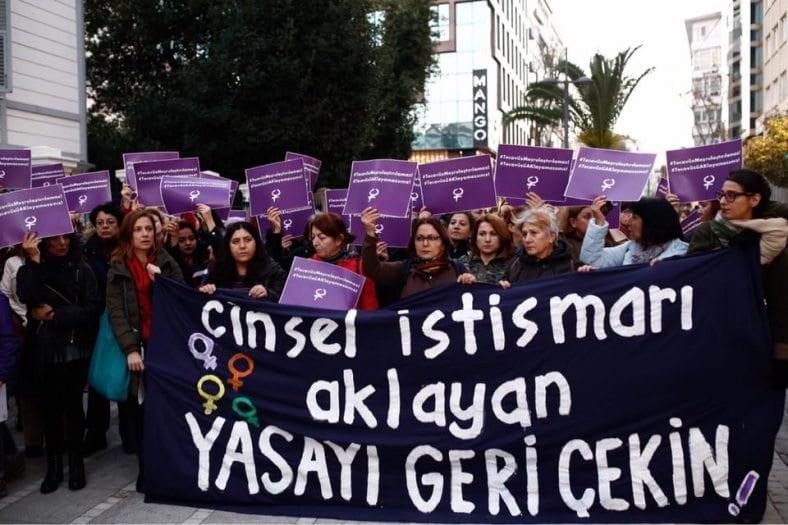 mor çatı cinsel istismar tecavüz yasası
