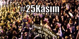 Mor Çatı'dan 25 Kasım Kadına Yönelik Şiddetle Mücadele Günü bildirisi