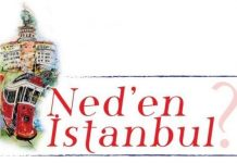 "Ned Pamphilon'un İstanbul sergisi: ""Ned'en İstanbul?"""