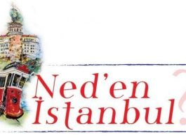 "Ned Pamphilon'un İstanbul sergisi: ""Ned'en İstanbul?"""