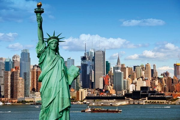 4 farklı coğrafya'dan 4 farklı özgürlük anıtı