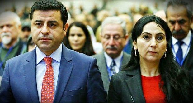 Selahattin Demirtaş ve Figen Yüksekdağ tutuklandı